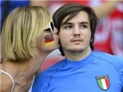 Chùm ảnh: Người Đức lại ôm hận trước Italia