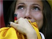 Bóng hồng ĐT Đức khóc như mưa trong tiếc nuối