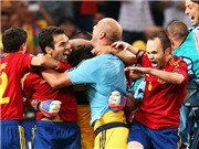 Khởi đầu cuộc chiến giữa các thủ môn