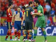 Cả Casillas và Buffon đều không nhận tư cách ứng viên chiến thắng