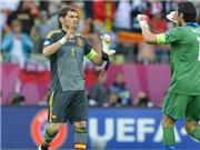 Casillas-Buffon: Cuộc chiến của hai người gác đền vĩ đại