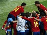 """Tây Ban Nha 4-0 Italia: """"La Roja"""" đi vào lịch sử"""