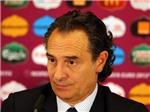 "Italia thua CK EURO, Prandelli vẫn quyết ngồi ""ghế nóng"""