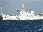 Tàu hải giám TQ đã diễn tập trái phép ở Trường Sa