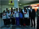 Gặp các VĐV Việt Nam tập huấn tại Bradford