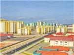 Thành phố ma tại Angola