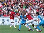 Tài năng trẻ Eisfeld giúp Arsenal thoát thua trước Kitchee
