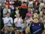 Quần vợt Olympic: Murray dễ dàng tiến vào vòng 3