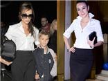 Sao Việt mặc như Victoria Beckham