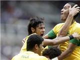 Brazil áp đảo đội hình tiêu biểu Olympic 2012