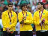 """Oscar vẫn thất vọng vì Brazil không thể giành """"vàng"""""""