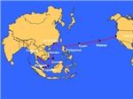 Cáp quang biển quốc tế AAG gặp sự cố ở Vũng Tàu