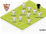 Sevilla sẽ sớm trở lại với trời Âu