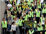 Hơn 200 chuyến bay ở Đức bị hủy do nhân viên Lufthansa bãi công