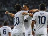 Real Madrid đang sống dựa vào Ronaldo và Higuain