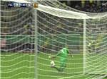 VIDEO: Pha cứu thua kỳ dị của thủ môn