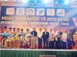 Hấp dẫn giải Muay hữu nghị Việt-Thái 2012