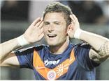 Olivier Giroud trở lại Montpellier: Tìm lại bàn thắng ở mái nhà xưa