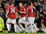 VIDEO: Anderson và Cleverley đưa M.U tiến bước ở League Cup