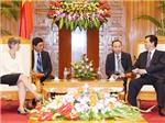 Thủ tướng Nguyễn Tấn Dũng tiếp Đại sứ CHLB Đức