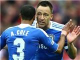 Terry và Cole: Qua cầu rút ván
