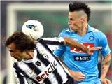 """Juventus - Napoli, đêm mai: """"Không trao QBV cho Pirlo là tội ác"""""""