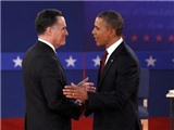 Đường tới Nhà Trắng: Ông Obama 'thắng' Romney với 'tỷ số' 2 - 1