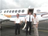 Bầu Đức: Xây sân bay, mua trực thăng vì bóng đá Lào?