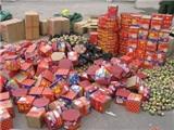 Bắt giữ gần 2 tấn pháo lậu tại Quảng Ninh