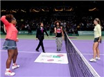 WTA Tour Championships: Serena Williams quá mạnh