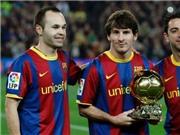 Messi sẽ không được như bây giờ nếu không có Iniesta & Xavi