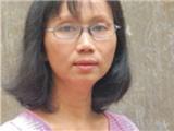 Nhà văn Nguyên Hương thích chơi với thiếu nhi