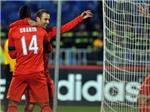 VIDEO: Palacio và Guarin đưa Inter đi tiếp tại Europa League