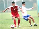 Đội U22 Việt Nam chốt danh sách tham dự BTV Cup 2012
