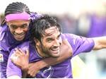 Fiorentina: Niềm hạnh phúc màu tím
