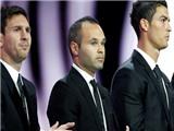 """Báo chí Tây Ban Nha """"quên"""" Ronaldo nhưng không quên Messi"""