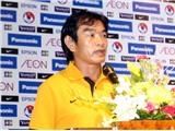 HLV Phan Thanh Hùng với đội tuyển Việt Nam: Mệnh cầm quân