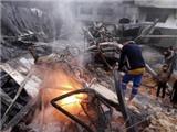 Hamas và Israel cùng nhất trí ngừng bắn tại Dải Gaza
