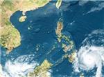 Siêu bão Bopha sắp đi vào Biển Đông