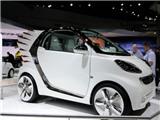 ForJeremy - Xe điện có cánh đến từ Smart