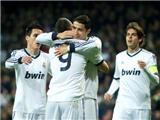 Real Madrid về nhì bảng D: Decima treo trên lưỡi hái tử thần