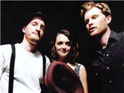 The Lumineers được đề cử Grammy 2013: Rock dân gian hồi sinh