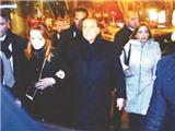 Ông chủ Milan ra mắt bạn gái mới: Mũi tên trúng hai đích