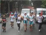 Ngày 5: Chạy đua cùng thời gian