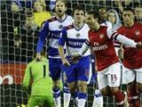"""Reading 2-5 Arsenal: Cazorla lập hat-trick, """"Pháo thủ"""" đã thắng"""