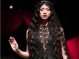 Đêm thời trang Đỗ Mạnh Cường: Những nàng thơ màu đen