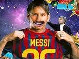 VIDEO: Messi xuất hiện trong clip Giáng sinh giễu Benzema