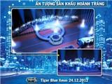 Blue Xmas tại các thành phố lớn châu Á