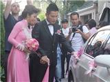 Jennifer Phạm về nhà chồng bằng xe hoa 10 tỷ đồng