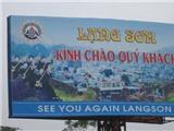 """Lạng Sơn, trên hồ hởi chào khách, dưới đã """"See You Again"""""""
